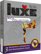 "Презервативы ""LUXE №3 Rich Collection"""